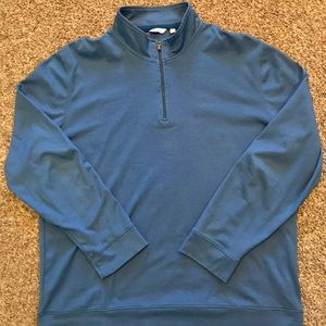 Calvin Klein Long Sleeve 1/4 zipper Sweater